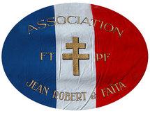 Jean Robert et Faïta Flag