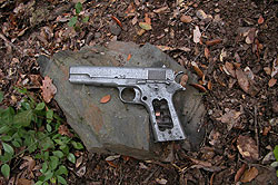 Pistolet de Jean